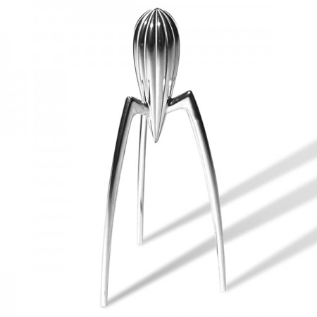 Alessi Juicy Salif Citrus Squeezer by Philippe Starck - Red Candy