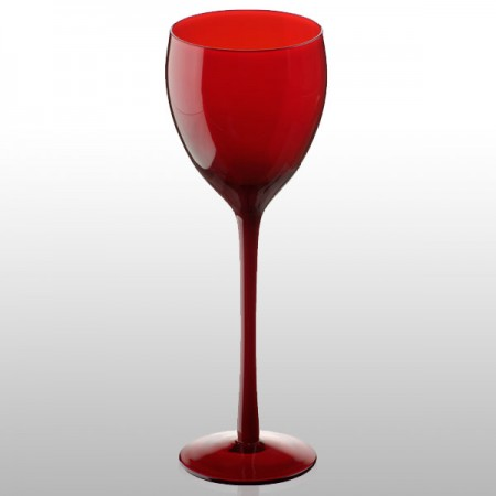 Artland Midnight Goblet (Red) - Red Candy