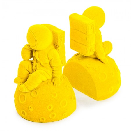 Astronaut Bookends (Yellow Flock) - Red Candy