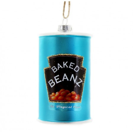 Baked Beans Bauble - Red Candy