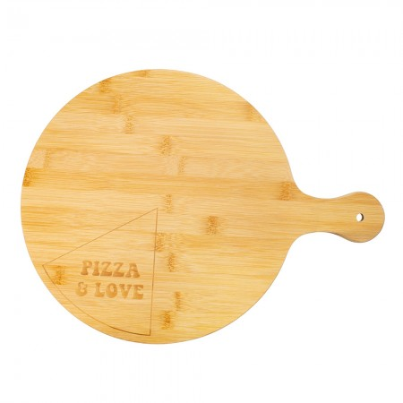 Pizza & Love Serving Board - Red Candy