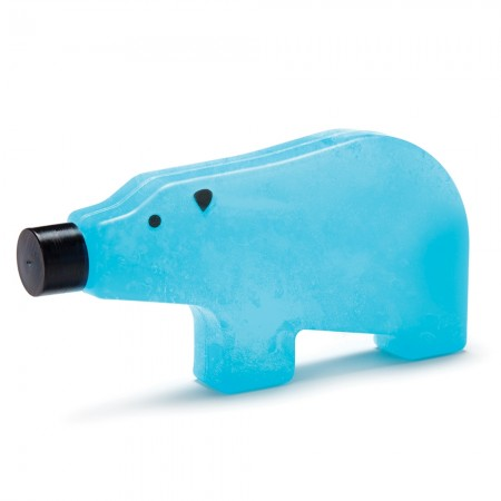 Blue Bear Cold Pack (Mum) - Red Candy