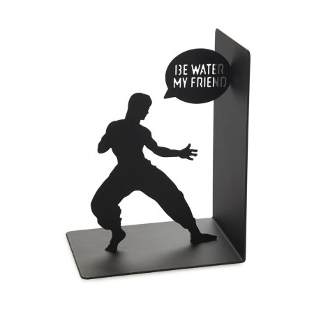 Bruce Lee Bookend - Red Candy