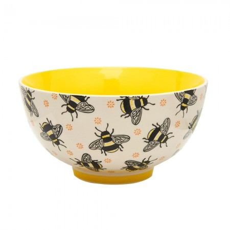 Busy Bees Bowl - Red Candy