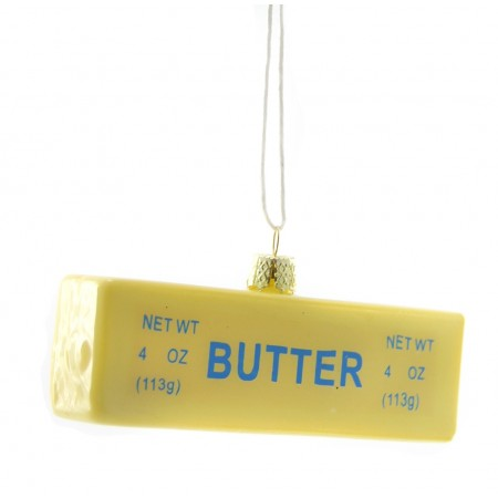Stick of Butter Bauble - Red Candy