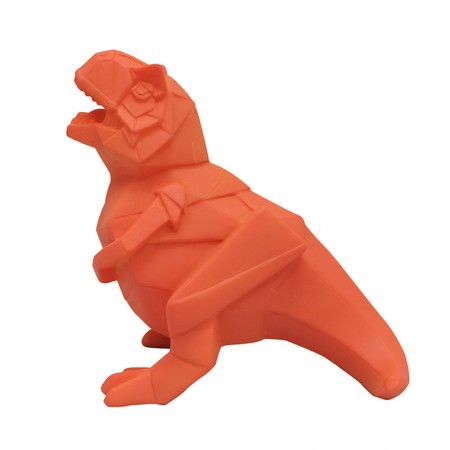 T-Rex Dino Mini LED Lamp (Orange) - Red Candy