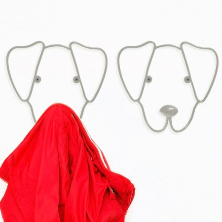 Dog Coat Rack (2 Pack) - Red Candy
