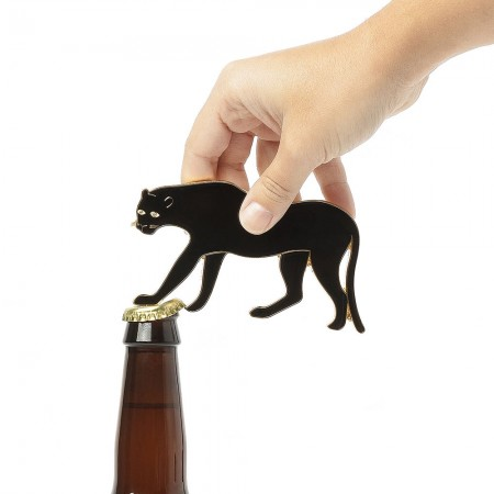 Panther Bottle Opener - Red Candy