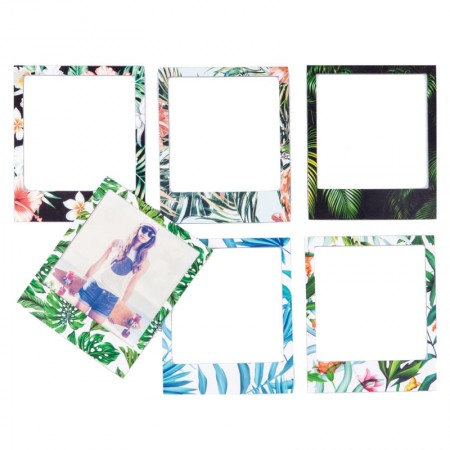 Polaprints Magnetic Frames (Tropical) - Red Candy