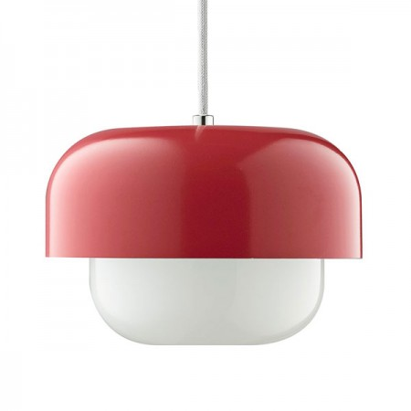 Haipot Pendant Light (Kousa Red) - Red Candy