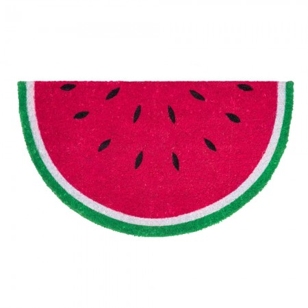 Watermelon Doormat - Red Candy