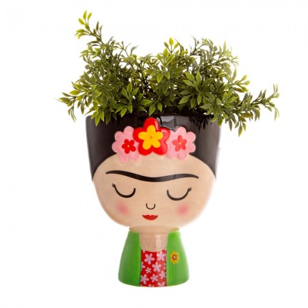 Frida Planter - Red Candy