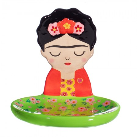 Frida Soap Dish - Red Candy