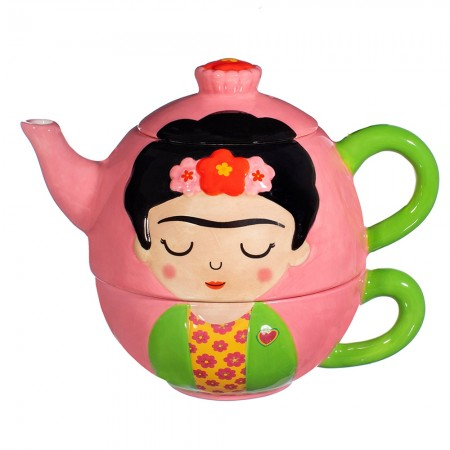 Frida Tea For One - Red Candy