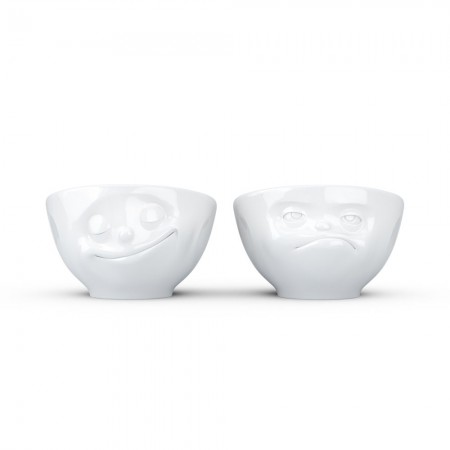 Happy & Hmmp Egg Cup Set - Red Candy