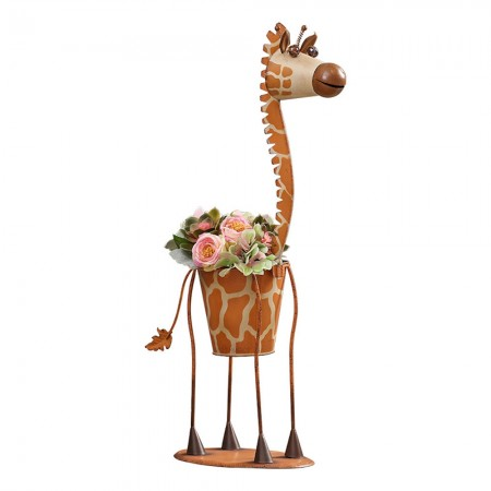 Juice the Giraffe Planter - Red Candy