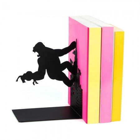 King Kong Bookend - Red Candy