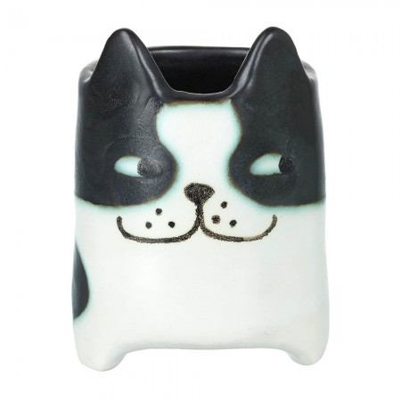 Larry the Cat Pot - Red Candy