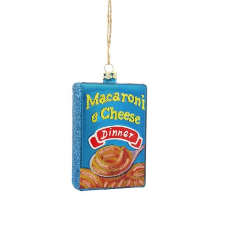 Mac & Cheese Bauble - Red Candy