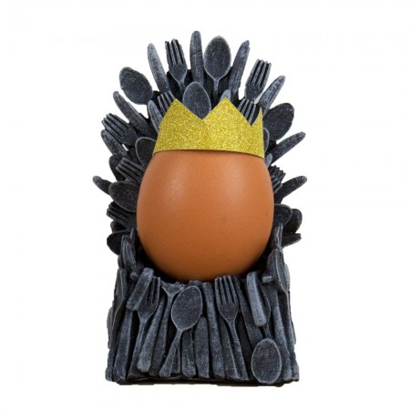 Egg of Thrones - Red Candy