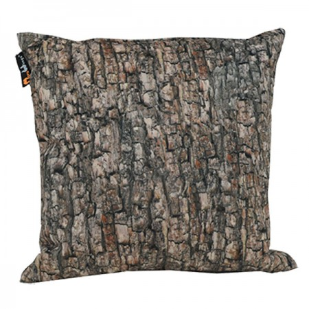 Merowings Forest Square Cushion (40cm) - Red Candy