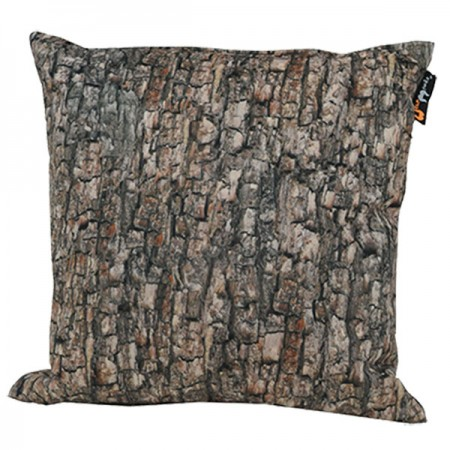 Merowings Forest Square Cushion (60cm) - Red Candy