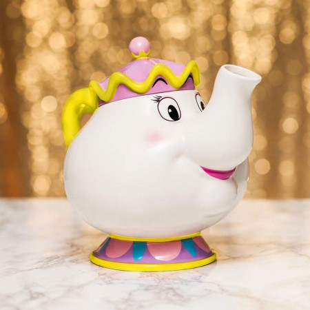 Mrs Potts Teapot - Red Candy