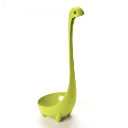 Nessie Soup Ladle (Green) - Red Candy