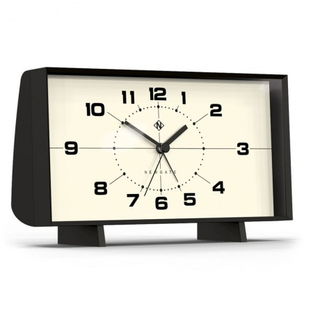 Newgate Wideboy Alarm Clock - Red Candy