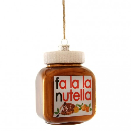 Nutella Bauble - Red Candy