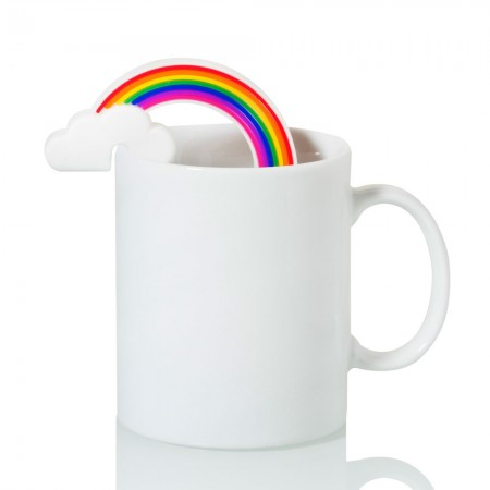 Over the Rainbow Tea Infuser - Red Candy