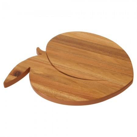 Peachy Chopping Board - Red Candy