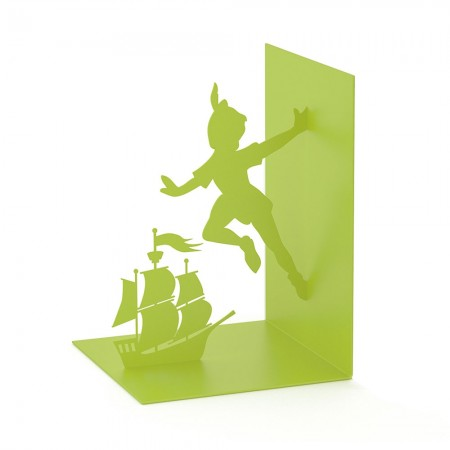 Peter Pan Bookend - Red Candy