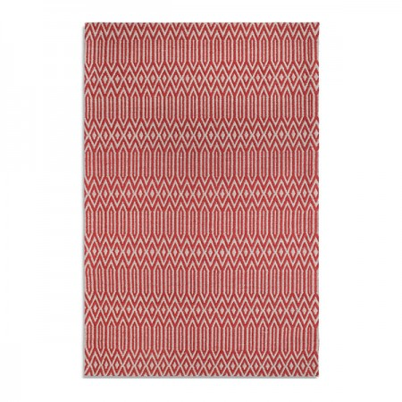 Serengeti Rug (Red) - Red Candy