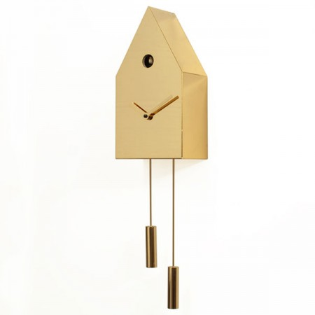 Progetti 24k Cuckoo Clock (Gold) - Red Candy