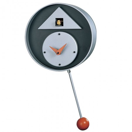 Progetti Auckland Cuckoo Clock - Red Candy