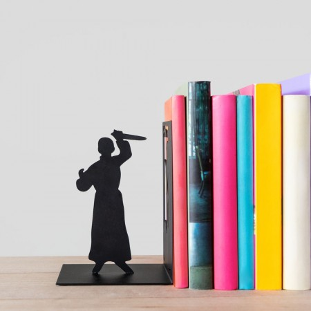 Psycho Bookend - Red Candy