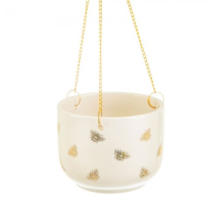 Queen Bee Hanging Planter - Red Candy