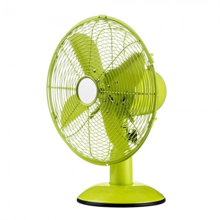 Tropical Desk Fan (Lime Green) - Red Candy