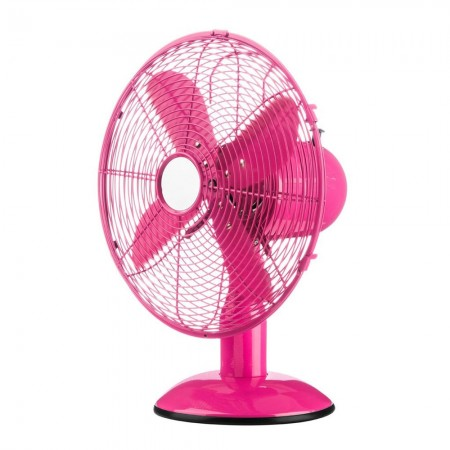 Tropical Desk Fan (Watermelon Pink) - Red Candy