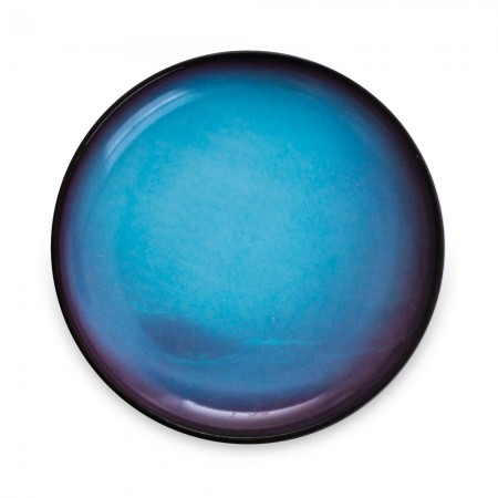 Seletti Cosmic Diner - Neptune Side Plate (16.5cm) - Red Candy
