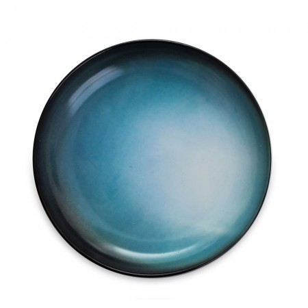 Seletti Cosmic Diner - Uranus Soup Plate - Red Candy