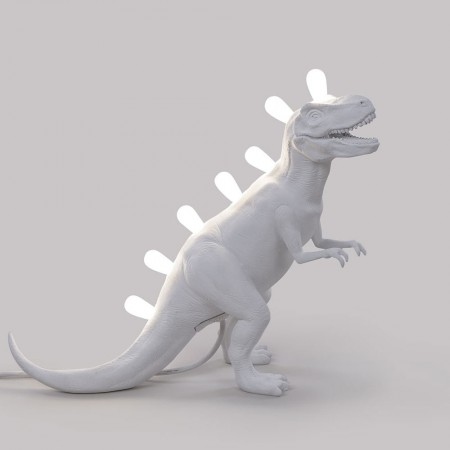 Seletti Rex Jurassic Lamp - Red Candy
