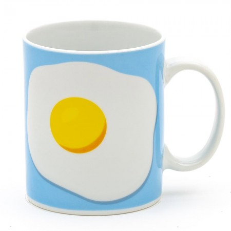 Seletti Egg Mug - Red Candy