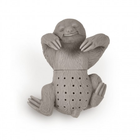 Slow Brew Sloth Tea Infuser - Red Candy