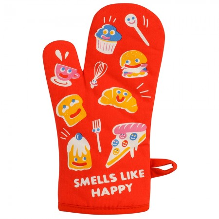 Smells Like Happy Oven Glove - Red Candy