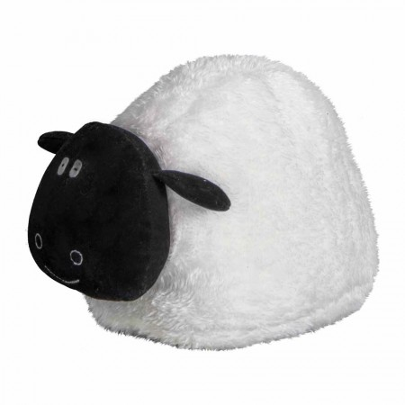 Sophia Sheep Doorstop - Red Candy