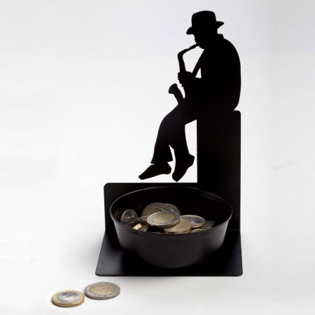 Spare Some Change Coin Holder - Red Candy