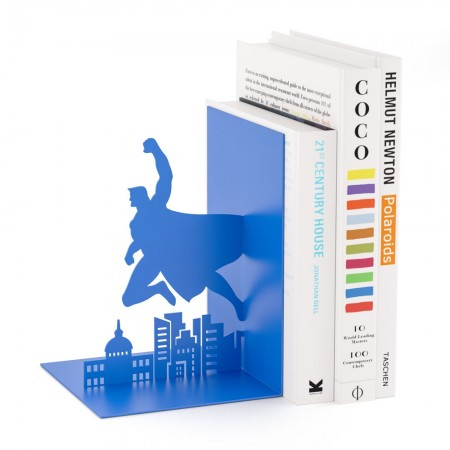 Superhero Bookend - Red Candy
