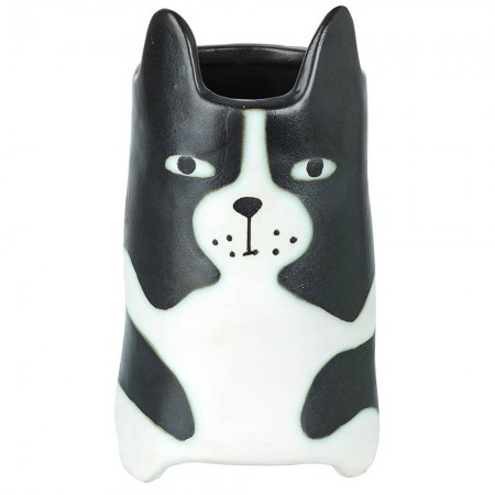 Susan the Cat Vase - Red Candy